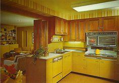1970s Architectural Digest Kitchen   Flickr - Photo Sharing!