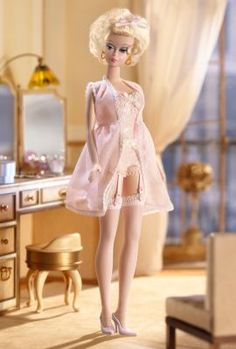 The Lingerie Barbie® Doll #4 | The Barbie Collection