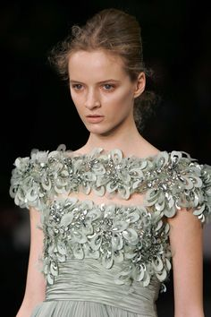 Elie Saab | #saab #dress #fashion