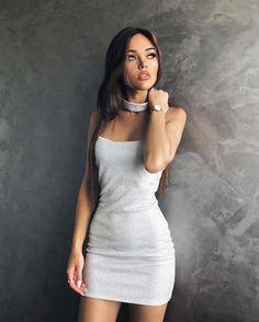 "Natalie Danish no Instagram: ""Мыслями у моря 🌊 Silver dress @kjstyleboutique_"""