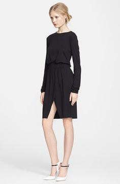 Rachel Zoe 'Antony' Jersey Faux Wrap Dress