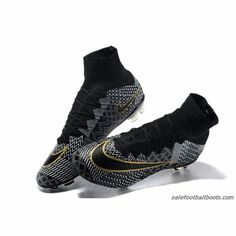 almost got des Soccer Gear, Soccer Shoes, Soccer Ball, Football Cleats, Football Boots, Neymar, Chelsea Soccer, Black White Gold, Superfly