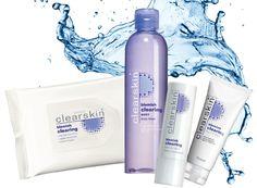 Avon Clearskin ürünleriyle aknelerinize meydan okuyun!