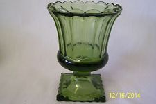 green glass compote - Google Search