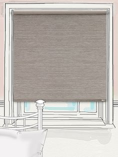 Chinois Silk Italian Silver by tuiss � Bedroom Blinds, Roller Blinds, Roman Shades, Curtains, Silk, Home Decor, Blinds, Decoration Home, Room Decor