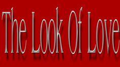 Burt Bacharach ~ The Look Of Love..Great Great music!!!
