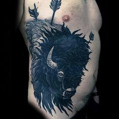 Besta de lado a tatuagem do corpo http://tatuagens247.blogspot.com/2016/08/outlaw-tatuagem-ideias-para-homens.html