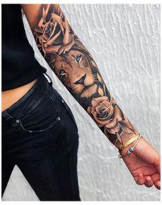 Full Arm Sleeve Tattoo, Tattoos For Women Half Sleeve, Best Tattoos For Women, Best Sleeve Tattoos, Tattoos For Guys, Half Sleeve Tattoos Forearm, Arm Sleeve Tattoos For Women, Feminine Tattoo Sleeves, Feminine Tattoos