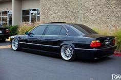 Stance e38 | BMW E38 Long VIP Style