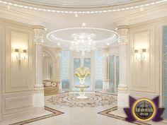 Interior design in Abu Dhabi