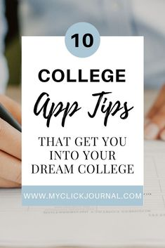 10 Top college application tips you should follow to get into your dream college. I used these tips to get into all colleges I applied for (3 in total), so maybe they are good! Give them a try:) College Freshman Tips, Freshman Year, College Fun, High School Transcript, All Colleges, Essay Tips, Dream School, Myself Essay, College Application