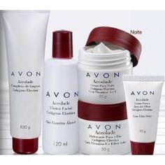 Ótima linha de cosméticos para a pele e área dos olhos.
