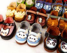 Doll Tutorial PDF Hacer ¡Zapato minúsculo 28mm Zapatos porción DollProject