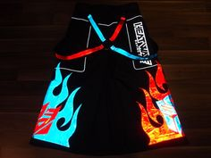 Here are the top 15 most stunning rave pants for sale that are super eye-catching and incredibly fun to wear on the dance floor as you rave to the music. Rave Pants, Transformers, Tie Dye Skirt, Summer Dresses, Skirts, How To Wear, Clothes, Tops, Fashion