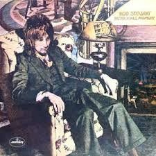 Never a Dull Moment- Rod Stewart. CD LE