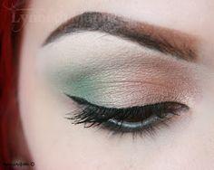 Make-up Artist Me!: Spring Mint! makeup tutorial