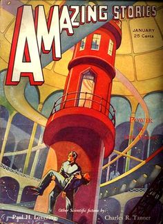 Amazing Stories Volume 06 Number 10 January 1932