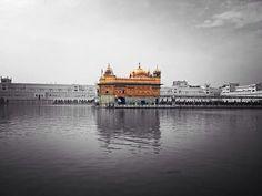 Darbar Sahib, Amritsar :) #heaven #bliss