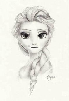 в 2019 г. frozen fan art, art и disney drawings. Amazing Drawings, Cool Drawings, Amazing Art, Elsa Drawing, Drawing Hands, Life Drawing, Arte Disney, Disney Fan Art, Disney Sketches