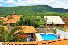 Ganhe uma noite no Casa Flor D'Elis(Conforto+natureza) - Casas para Alugar em Pirenópolis no Airbnb!
