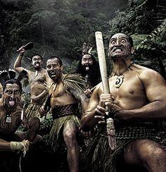 Maori Warriors of New Zealand. Polynesian Men, Polynesian People, Polynesian Dance, Polynesian Culture, Ta Moko Tattoo, Maori Tattoos, Borneo Tattoos, Tribal Tattoos, Once Were Warriors