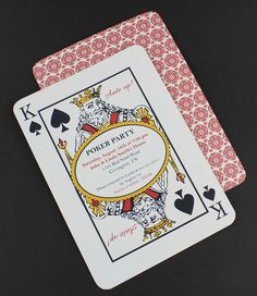 DIY Poker Night Invitation Template from #DownloadandPrint. http://www.downloadandprint.com/templates/poker-night-invitation/