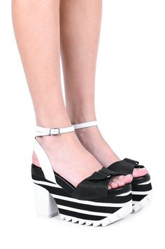 Jeffrey Campbell Shoes RUMBA Shop All in Black White