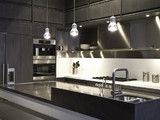 Handling corners - Timeline by Aster Cucine - contemporary - kitchen - new york - by Urban Homes - Innovative Design for Kitchen & Bath
