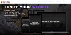 Ignite is a web design company that provides website design and development services of the highest quality in Bahrain.