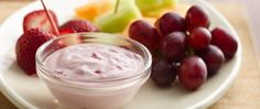 Just four ingredients make the most irresistible dip that both kids and adults will enjoy.