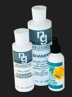 3-Piece Set w/Purola3 - New Generation Original Shampoo, Cleanser/Conditioner, New Generation 2 Overnight Formula w/Purola3 - Helps to Control Hair Loss and Thinning Hair by New Generation. $52.60. properly prepares your scalp for the application of the New Generation Cleanser/Conditioner. Our Shampoo is purposely low-sudsing and leaves no residue after rinsing. The Cleanser/Conditioner contains moisturizing agents which provide a proper balance for healthy ha...