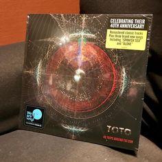 #Toto #Vinyl #LP #WestcoastAOR