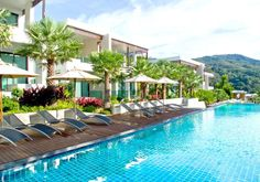 Phuket : Sea Pearl Villas Resort Pool