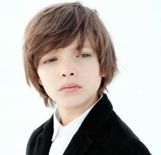Little Boy Long Hairstyles 27 Little Boy Haircuts That