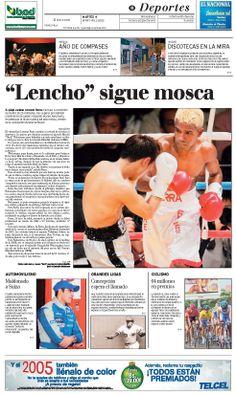 El 3 de enero de 2005, el boxeador venezolano Lorenzo Parra retuvo el título mundial en la categoría mosca ante el japonés Masaki Nakanuma