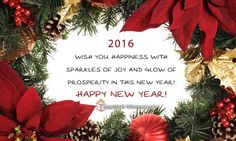New Year Messages Cards