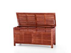 Auflagenbox Holz 130 x 48 cm TOSCANA_298278