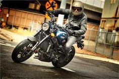 2017 Yamaha XSR900 Sport Heritage Motorcycle