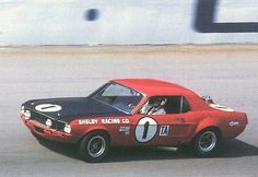 Race Recap : Round 1 1968 Event: 24 Hours of Daytona Feb 4th 1968 Track: Daytona International Speedway , 6.132 kms 4th OA # 1 Titus / Bucknum Ford Mustang Shelby Racing 629 laps 1st TA+2.0
