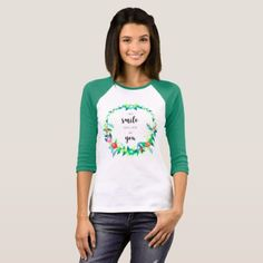Smile T-Shirt - good gifts special unique customize style