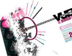 """Check out new work on my @Behance portfolio: """"Dobles Página de Revista"""" http://be.net/gallery/36052951/Dobles-Pagina-de-Revista"""
