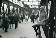 Paris. 1967. Through the eyes of Edouard Boubat.