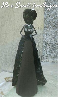 Dama Africana by Santino Cossu e Ilenia Pintus