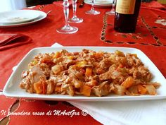 Il Pomodoro Rosso di MAntGra: Antipasto Gianduja o giadiniera piemontese