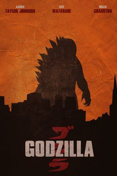 """""""Look, Mommy! Dinosaurs!"""" - The 2014 reboot of Godzilla falls just below the hype for me. More monsters, less humans next time please!"""
