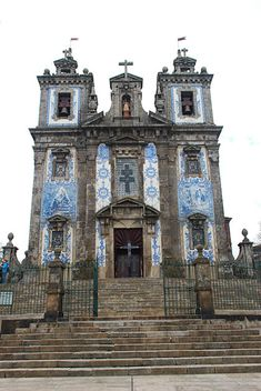 48 HORAS EN OPORTO Posted by Silvia Lucero on Tuesday, December 2, 2014 · Leave a Comment - Iglesia de San Ildefonso © Patrick Mreyen