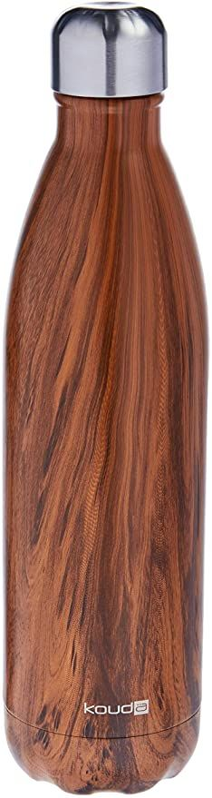 Garrafa 10354 Wood, Kouda, Grey, Marrom, 750ml | Amazon.com.br Cleaning Supplies, Soap, Amazon, Bottle, Grey, Home Decor, Bottles, Gray, Amazons