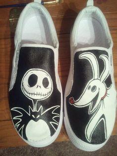 shoes before christmas by =Disneygurl on deviantART