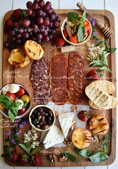 Living the Gourmet: The Perfect Charcuterie Board                                                                                                                                                                                 More