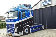 Volvo FH 540 Dual Clutch